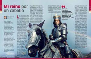 BLOG - Mi reino por un caballo