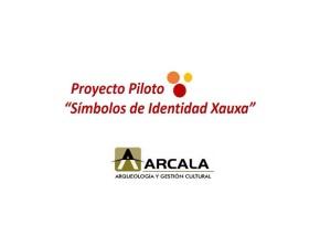 Imagen Símbolos de Identidad Xauxa - ARCALA