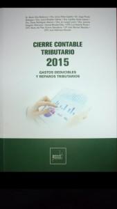 LIBRO GASTOS DEDUCIBLES 2015