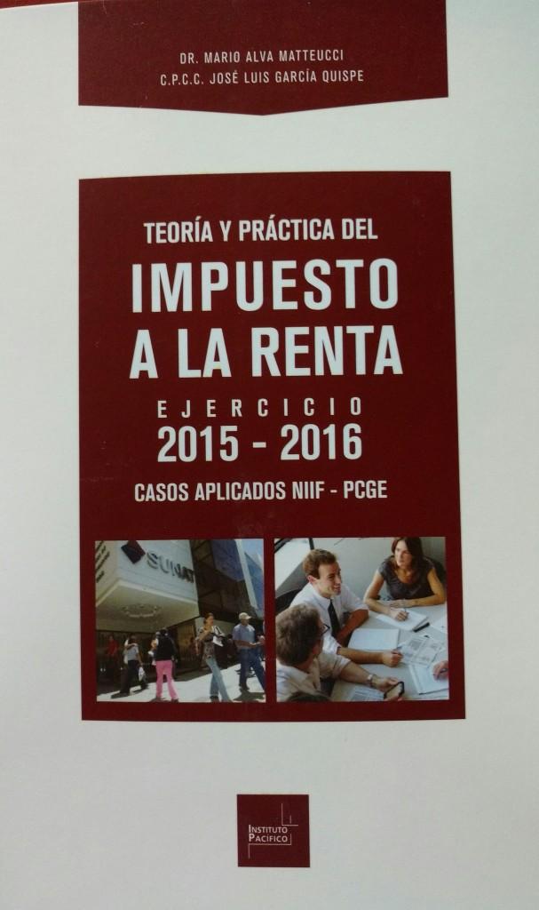 RENTA 2015 - 2016