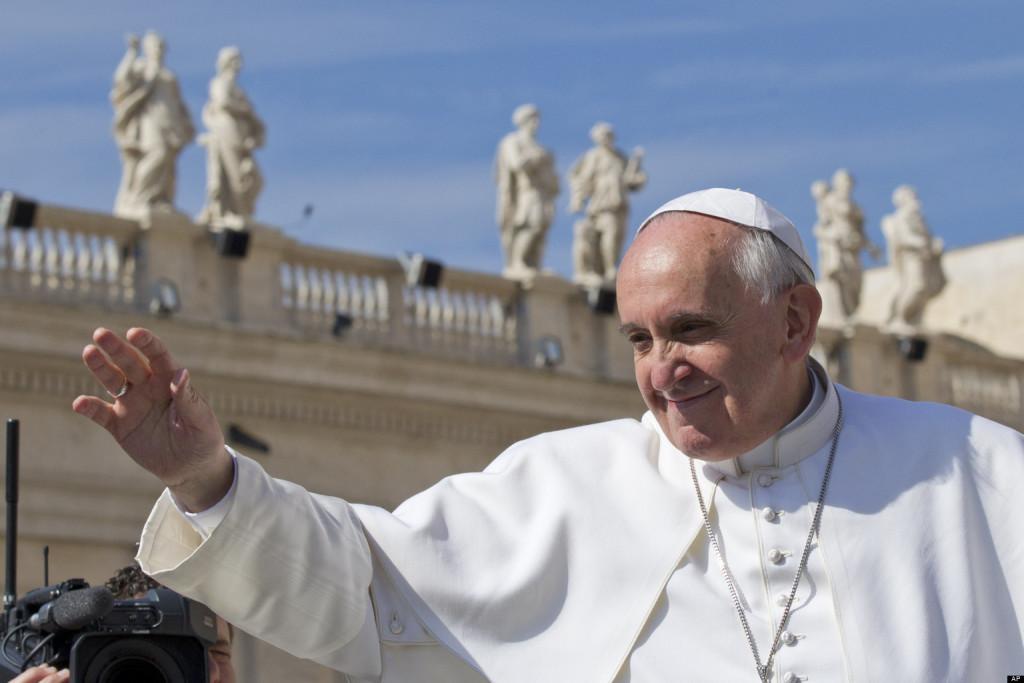 """""""La Voz del Pueblo"""" entrevista al Papa Francisco"""