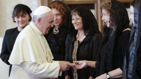 Mujeres e Igualdad en la Iglesia