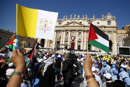 Palestina y El Vaticano