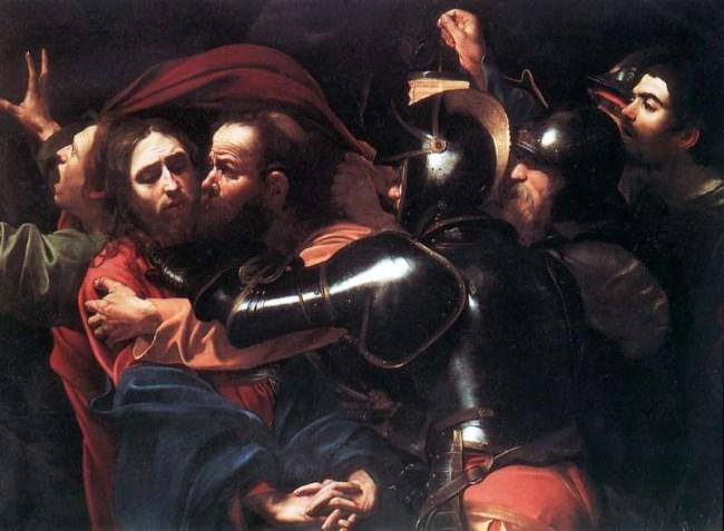 La captura de Cristo