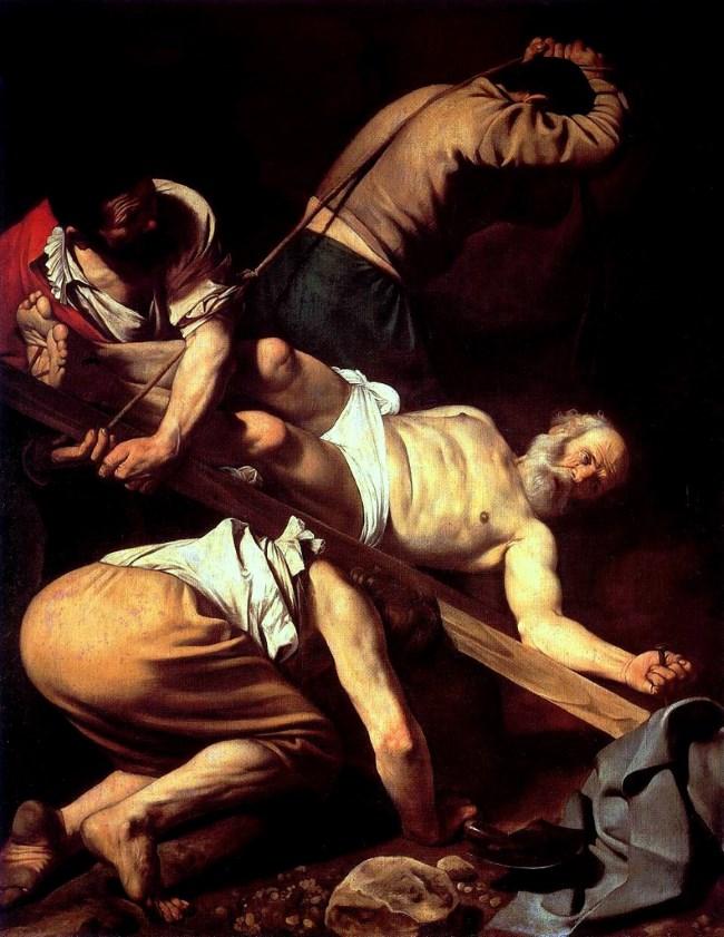 El martirio de san Pedro