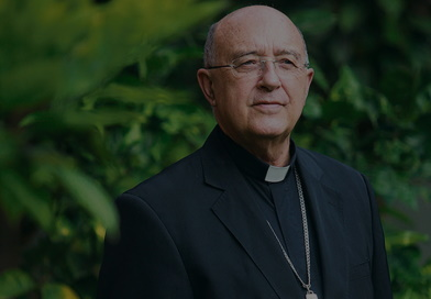 Card. Barreto, presidente de la Red Eclesial Panamazónica