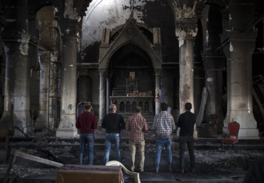 Crisis humanitaria en Irak: Francisco reclama atención