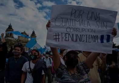 Los católicos en las protestas económicas de América Latina
