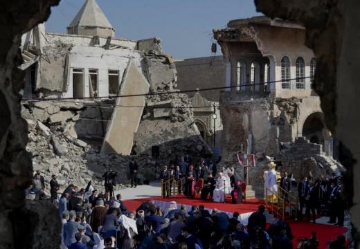 Mejores frases de Francisco en su histórico viaje a Irak
