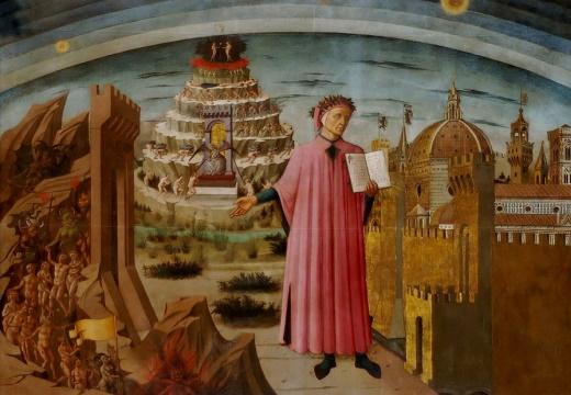Misericordia y libertad: Homenaje a Dante Alighieri
