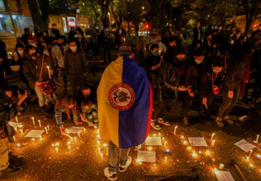 """Colombia: """"Nos arruga el alma la muerte de tantas personas"""""""