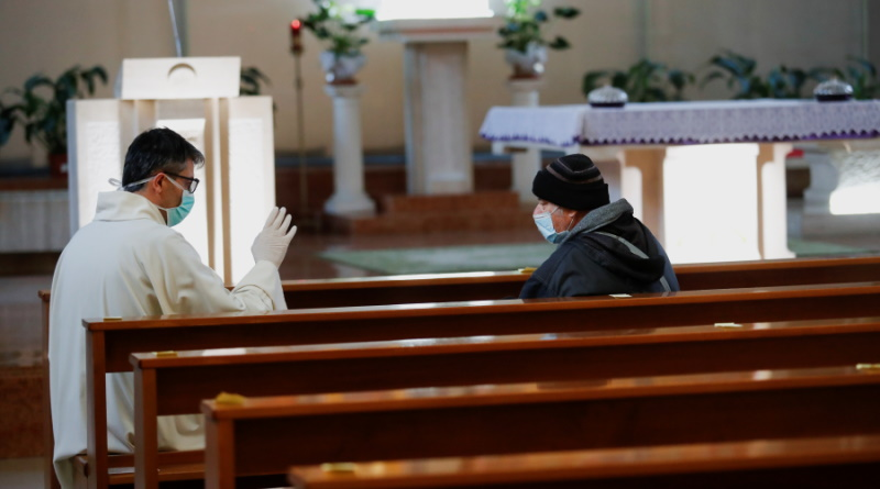 ¿Qué pasó con la confesión durante la pandemia?