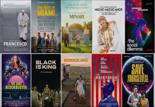 Cine: Fe y espiritualidad en películas del 2020