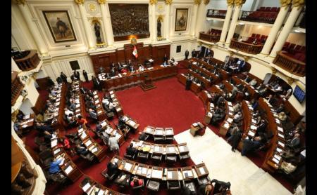 BALANCE LEGISLATIVO. El Congreso no logró concretar la reforma electoral pero sí aprobó varias normas para la tribuna.