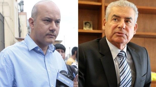Sergio Tejada y César Villanueva deberían ser precandidatos a la presidencia del Frente Amplio de Izquierda, dijo Verónika Mendoza. (Foto: El Comercio)