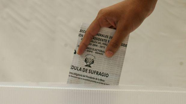 Los mecanismos de elección son tres: a través de afiliados y no afiliados, mediante solo afiliados y vía delegados. La mayoría de partidos optará por la última opción. (Foto: El Comercio)
