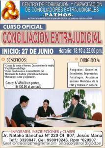 CURSO DE CONCILIACION BASICO solo -JUNIO