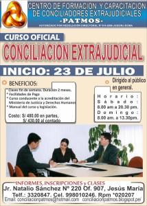 CURSO DE CONCILIACION BASICO solo -JULIO