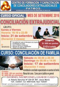 CURSO DE CONCILIACION EXTRAJUDICIAL-setiembre (1)