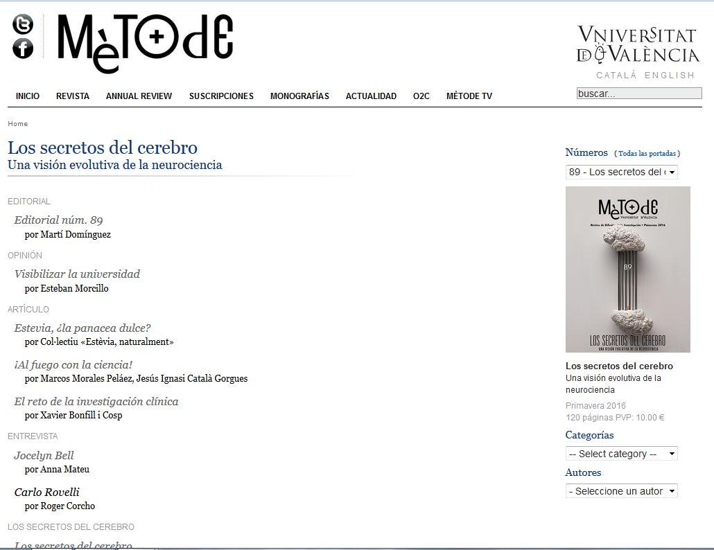 revista metodo