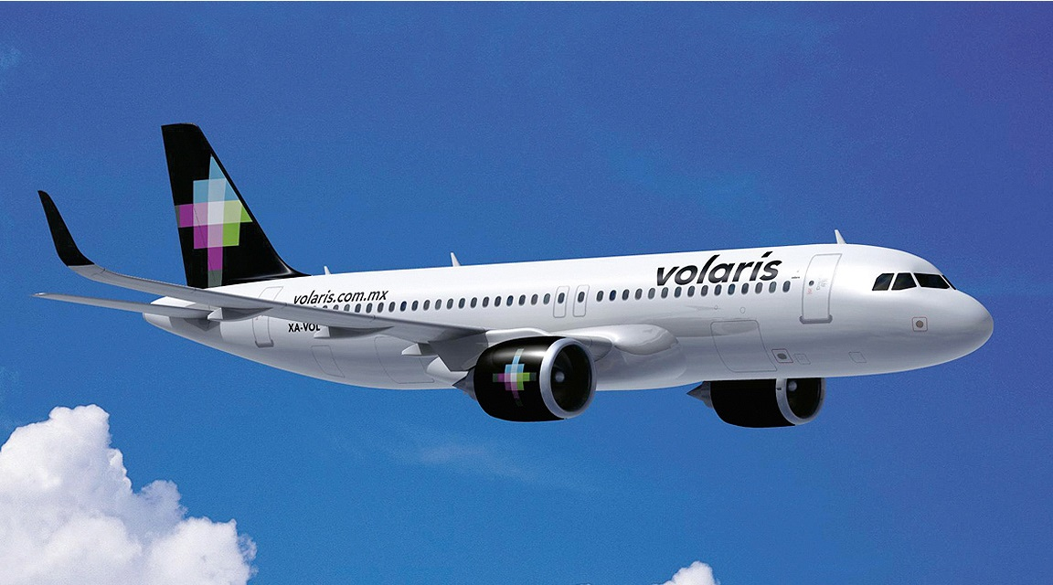 Aerolínea mexicana Volaris ve consolidación de ganancias de mercado en pandemia
