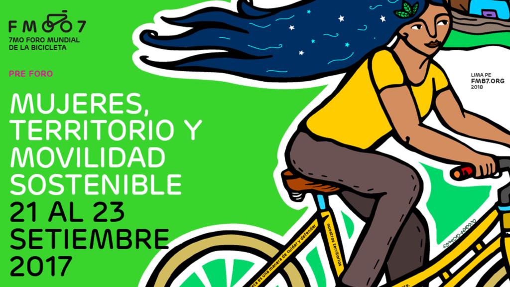 Mujeres, territorio y movilidad sostenible
