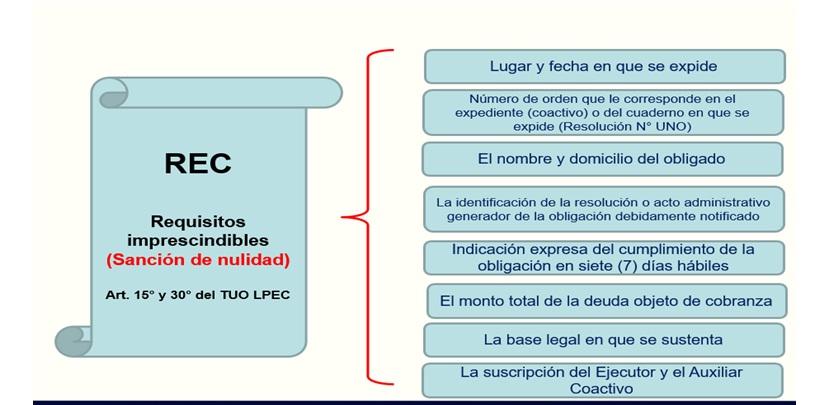 LA REVISIÓN JUDICIAL DEL PROCEDIMIENTO DE EJECUCIÓN COACTIVA ...