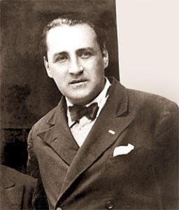 Victor Raul Haya de la Torre de joven