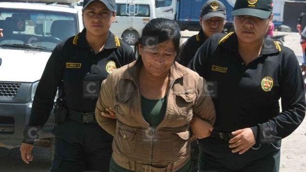 Delia Flores-Imágenes Perú21.pe