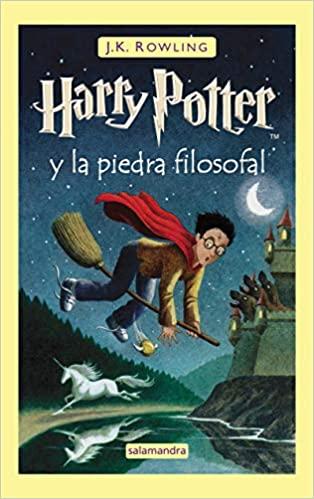 Harry Potter y la piedra filosofal – J. K. Rowling