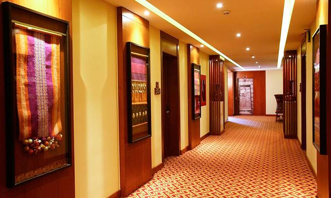 adornos incas hotel