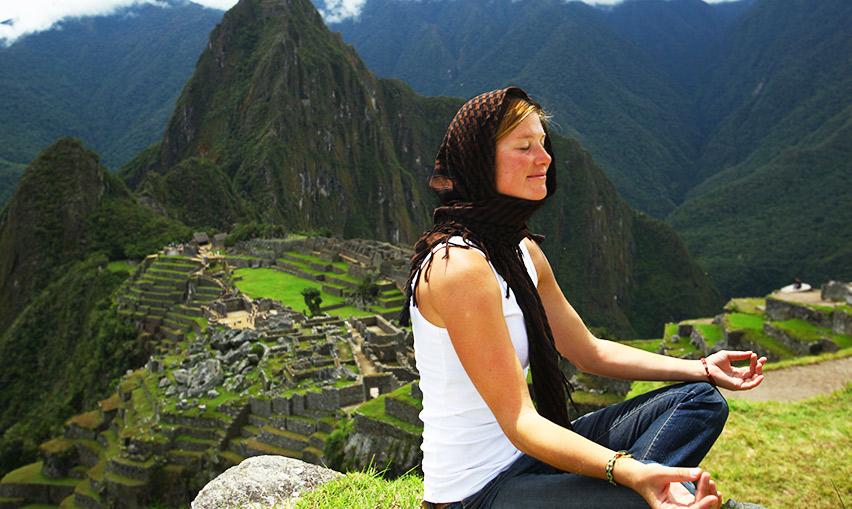 Spiritual Tourism in machu picchu