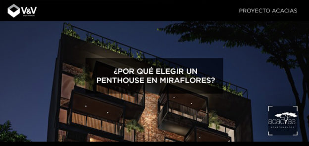 penthouse en Miraflores