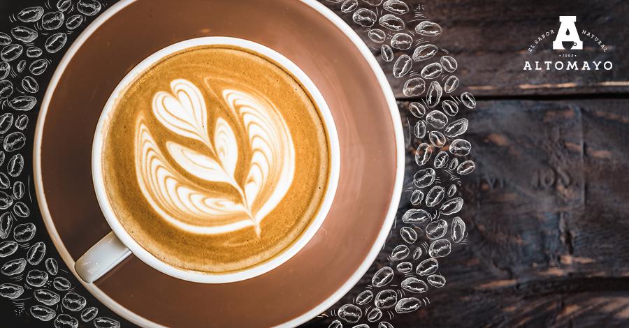 cafe latte art altomayo