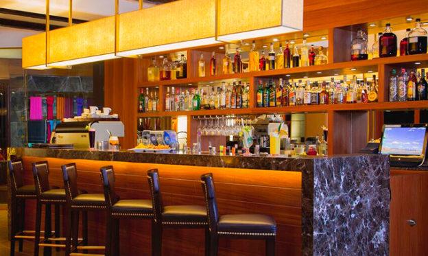 Bar en Machu Picchu