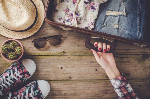 Tips para hacer la maleta de viaje