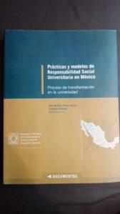 Prácticas y modelos RSU libro ANUIES caratula