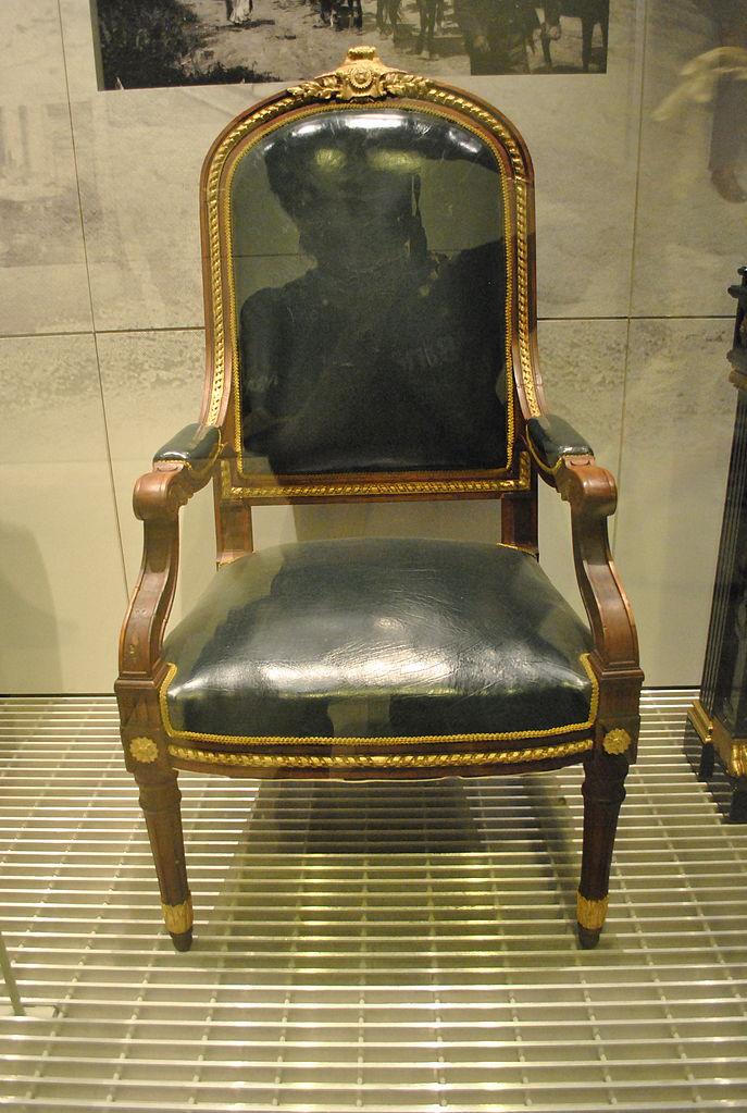 687px-Museo_Nacional_de_la_Revolución_-_Curul_del_Congreso_Constituyente_de_1917