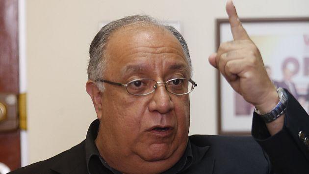 FERNANDO TUESTA SOLDEVILLA, CONSULTOR DEL PNUD,