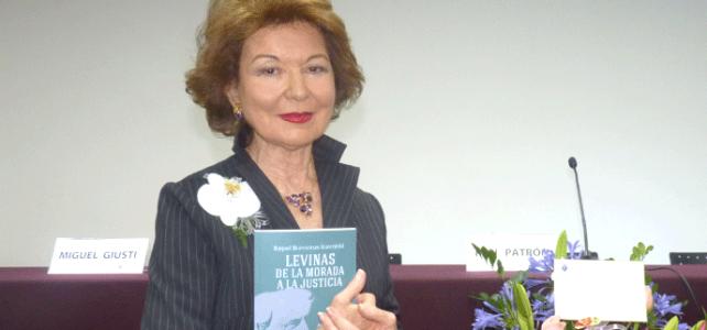 """""""Todos somos responsables de lo que sucede en la sociedad"""", dice Raquel Braverman"""
