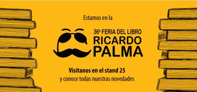 Actividades en la Feria Ricardo Palma