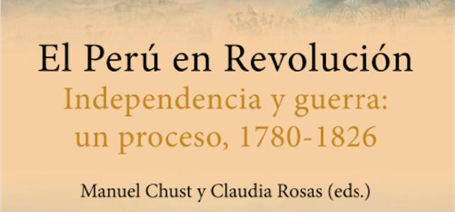 """""""La Independencia del Perú es un proceso que involucra un espacio nacional diverso"""", dice Claudia Rosas"""