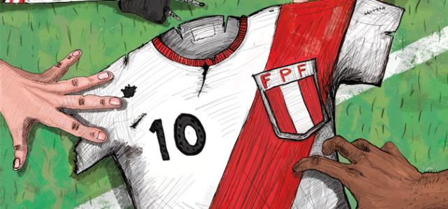 """Presentamos """"El otro partido. La disputa por el gobierno del futbol peruano"""" en la FIL"""