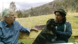 Leo Cáceres y yo