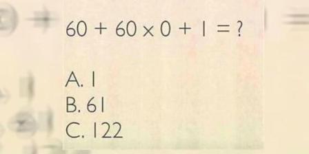 1 Ejercicio matemáticas