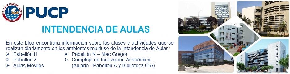 INTENDENCIA DE AULAS