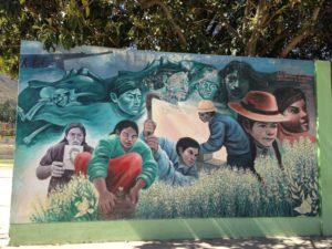VVSS murales Huanta 2
