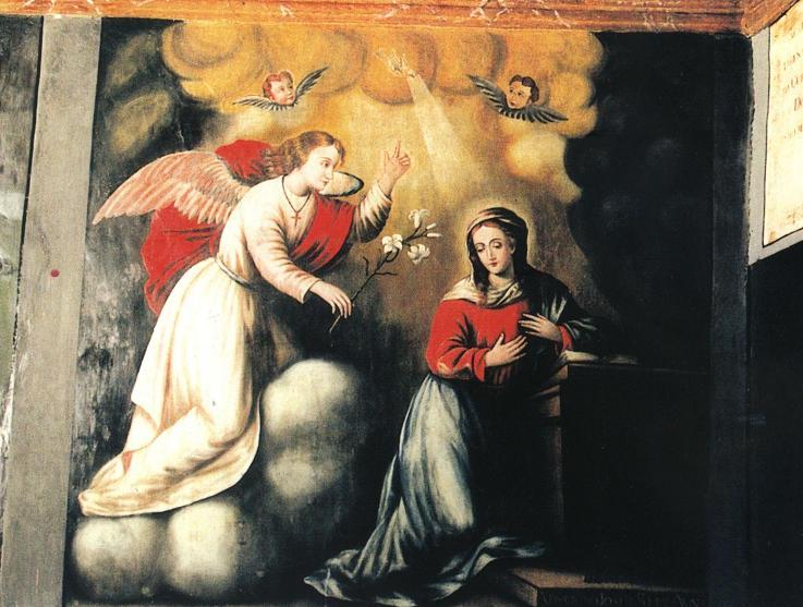el angelus krouillong comunion en la mano