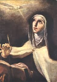 santa teresa de jesus krouillong comunion en la mano