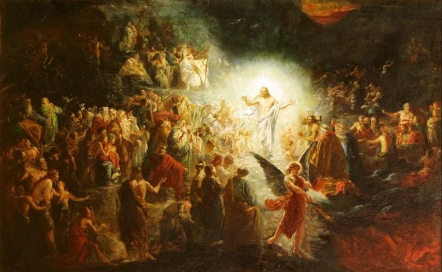 Jesus descendio a los infiernos krouillong limbo comunion en la mano sacrilegio 3